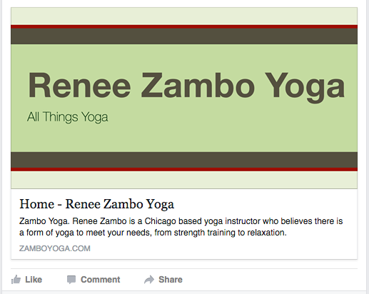 Zambo Yoga - Facebook