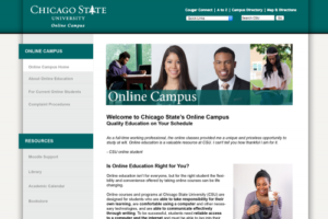 Online Campus - Welcome to Chicago State's Online Campus