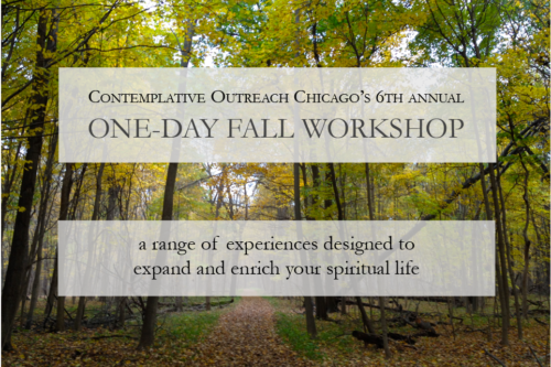 Contemplative Outreach Chicago, Annual One-Day Fall Workshop