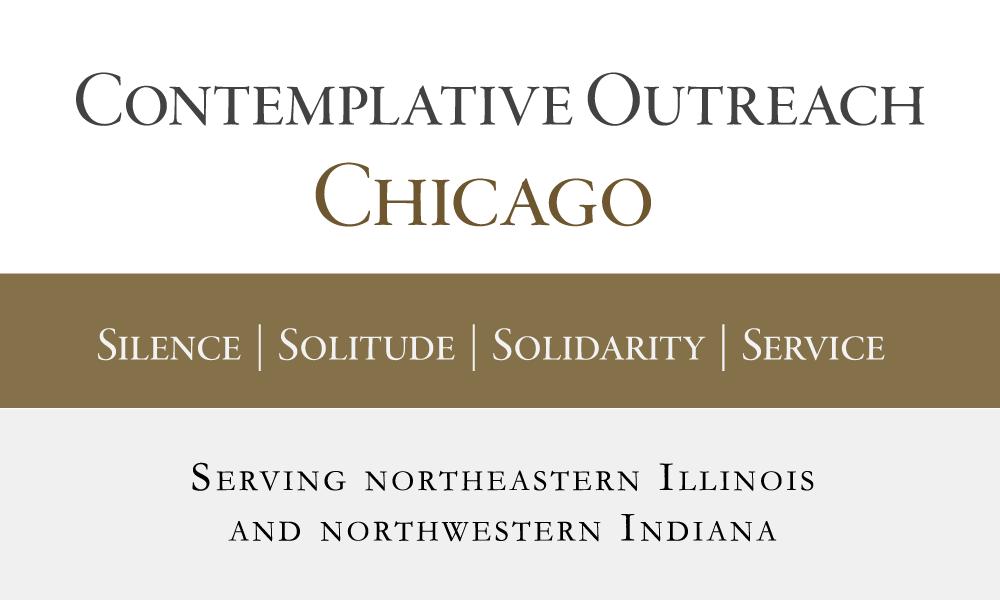 Contemplative Outreach Chicago, Silence | Solitude | Solidarity | Service